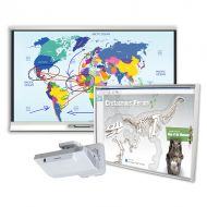 1 x monitor interaktywny SMART Board 6065 HD, 1 x tablica interaktywna SMART SBM680V, 1 x projektor ultrakrótkoogniskowy Hitachi CP-AX2505 - Aktywna Tablica - 1_1-3.jpg